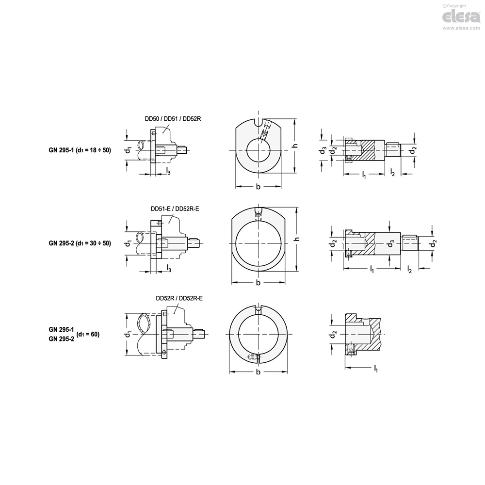 Gn 295 Installation Kits On Linear Actuators Of Position Indicators Actuator Schematic
