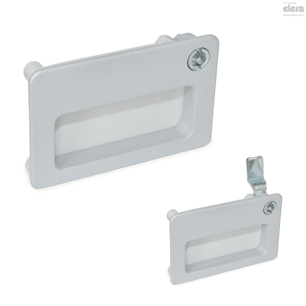 GN 115.10 | Flush pull handles with lever latch