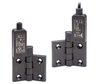 CFSQ-Hinges with built-in safety switch