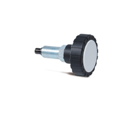 GN 7336.8-Indexing plungers with safety clamping knob