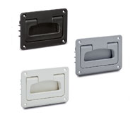 MPR-Folding handles with recessed tray